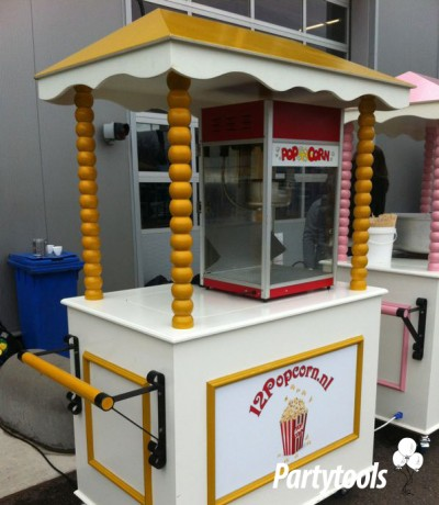 Popcornmachine huren in regio Tilburg